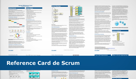 Reference Card de Scrum